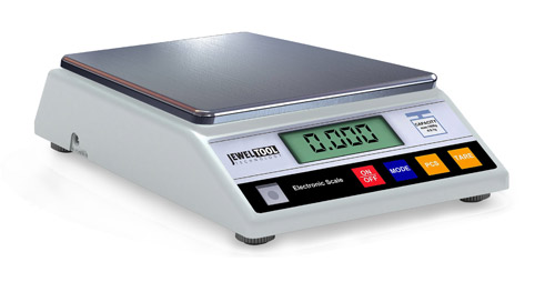 Jewel Tool Bench Scale 6000G