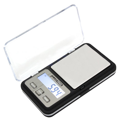 Jewel Tool Mini Pocket Scale 100G