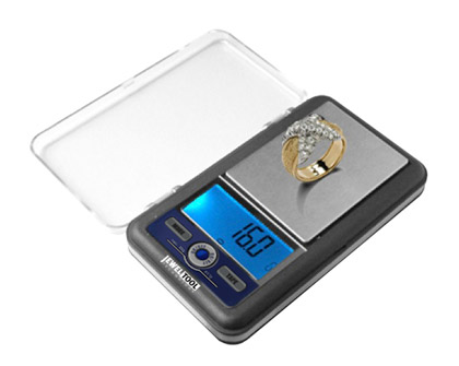 Jewel Tool Pocket Scale 600G